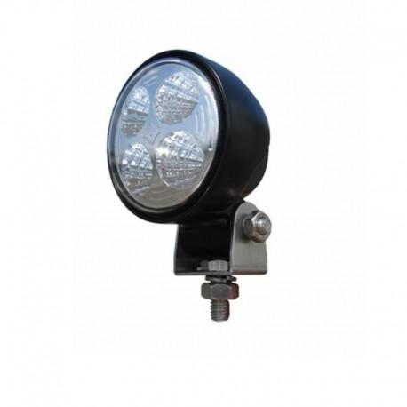 Faro lavoro a LED 12-24v 12w 720 lmi