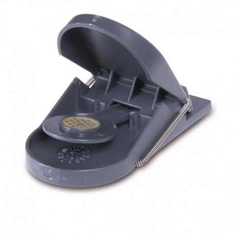 Trappola per topi ratti con esca incorporata riutilizzabile 2pz