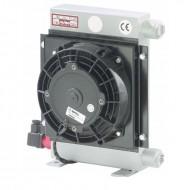 Scambiatore calore 12v. oleodinamica trattore attrezzi vari 10/80 LT TERMOSTATO NON INCLUSO