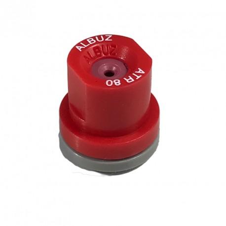 Ugello a cono Albuz ATR 80° Rosso Ceramica