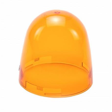 Calotta Girofaro AMA colore arancio ricambio per girofari ama