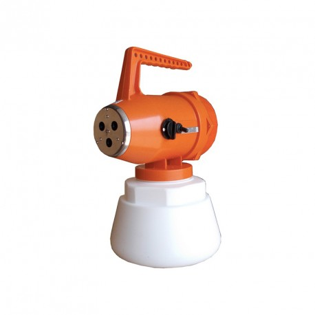 AIR FOG erogatore elettrico per disinfestazioni di ambiente e sanificazioni antivirus